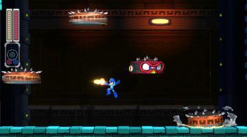 Скриншот Mega Man 11