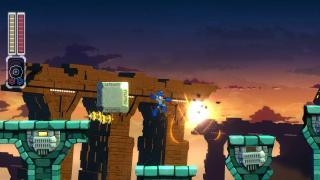 Скриншоты  игры Mega Man 11