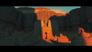 миниатюра скриншота In the Valley of Gods