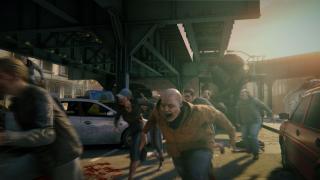 Скриншоты  игры World War Z