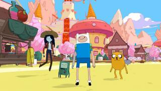 Скриншоты  игры Adventure Time: Pirates of the Enchiridion