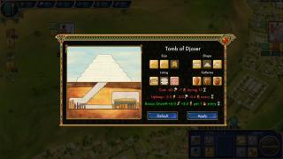 Скриншоты  игры Egypt: Old Kingdom