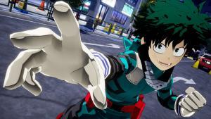 миниатюра скриншота My Hero One's Justice