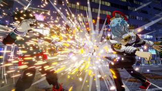 Скриншоты  игры My Hero One's Justice