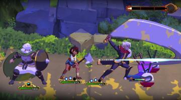 Скриншот Indivisible