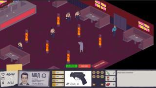 Скриншот Mercury Man, the