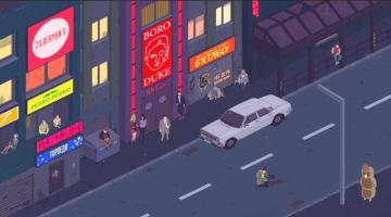 Скриншот The Mercury Man