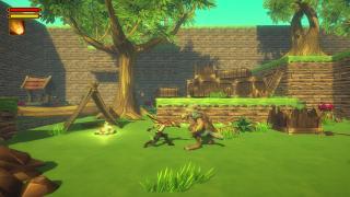 Скриншоты  игры Forbidden Arts, the