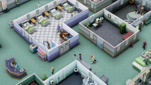 миниатюра скриншота Two Point Hospital