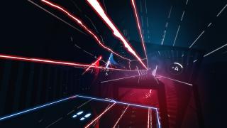 Скриншоты  игры Beat Saber