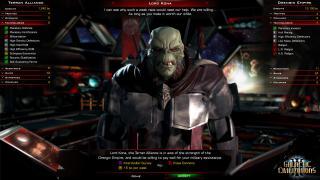 Скриншот Galactic Civilizations 3