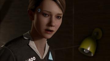 Скриншот Detroit: Become Human