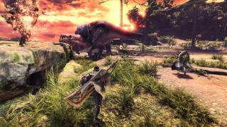 Скриншот Monster Hunter: World