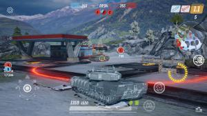 миниатюра скриншота Armored Warfare: Assault