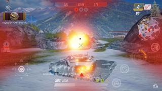 Скриншот Armored Warfare: Assault
