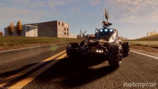 Скриншот Notmycar