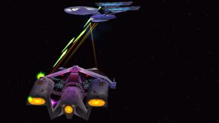 Скриншоты  игры Star Trek: Starfleet Command - Orion Pirates