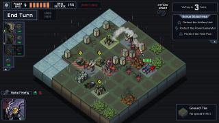 Скриншот Into the Breach