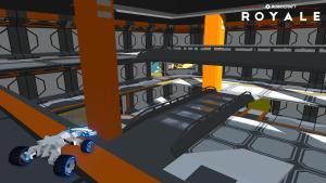 миниатюра скриншота Robocraft Royale
