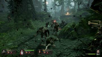 Скриншот Warhammer: End Times - Vermintide