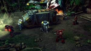 миниатюра скриншота Warhammer 40.000: Space Wolf