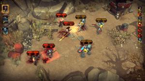 миниатюра скриншота Warhammer 40.000: Space Wolf - Fall of Kanak
