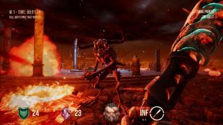 Скриншоты  игры Hellbound