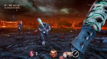 Скриншот Hellbound
