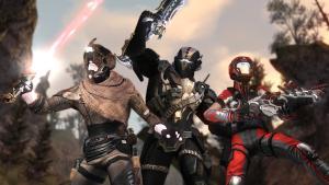 миниатюра скриншота Defiance 2050