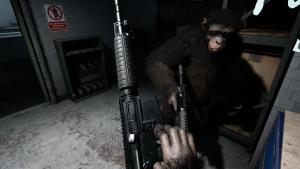 миниатюра скриншота Crisis on the Planet of the Apes