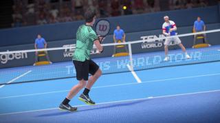 Скриншоты  игры Tennis World Tour