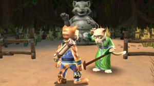 миниатюра скриншота Legend of Kay Anniversary