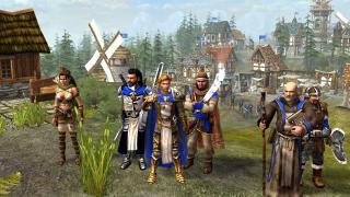 Скриншот Settlers: Heritage of Kings, the