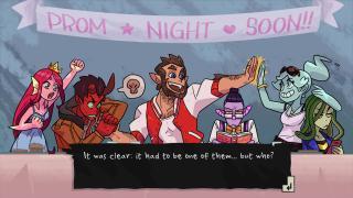 Скриншот Monster Prom