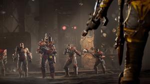 миниатюра скриншота Necromunda: Underhive Wars