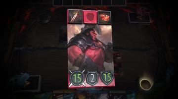 Скриншот Artifact