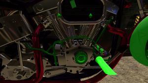 миниатюра скриншота Motorbike Garage Mechanic Simulator
