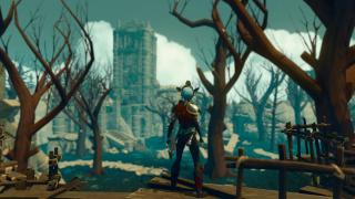 Скриншоты  игры Decay of Logos
