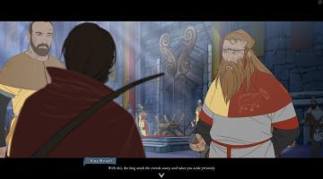 Скриншот The Banner Saga 3