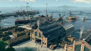 миниатюра скриншота Anno 1800