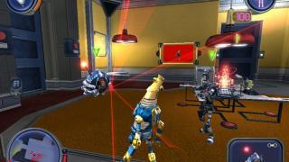 Скриншоты  игры Scrapland