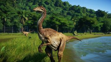 Скриншот Jurassic World Evolution