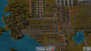 Скриншот Factorio
