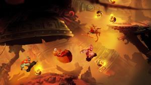 миниатюра скриншота Unruly Heroes