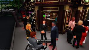 миниатюра скриншота SpyParty