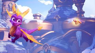 Скриншот Spyro Reignited Trilogy