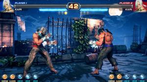 миниатюра скриншота Fighting EX Layer