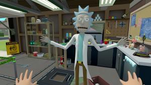 миниатюра скриншота Rick and Morty: Virtual Rick-Ality