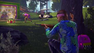 Скриншот Radical Heights