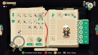 Скриншот Moonlighter